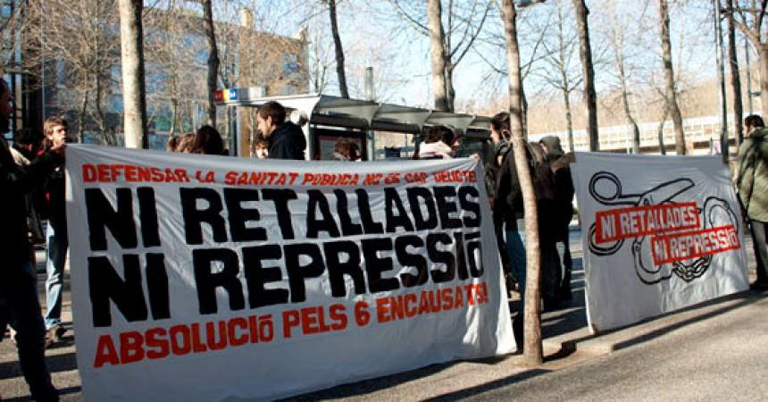 L'alcalde de Girona i quatre dels gironins encausats declaren davant el jutge