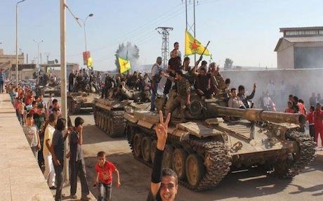 kurds-ypgtanks