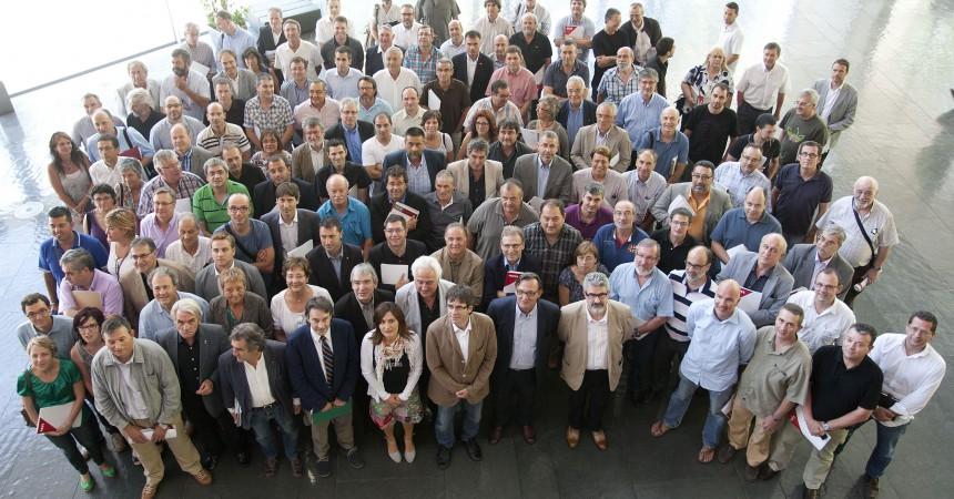 El municipalisme independentista a debat