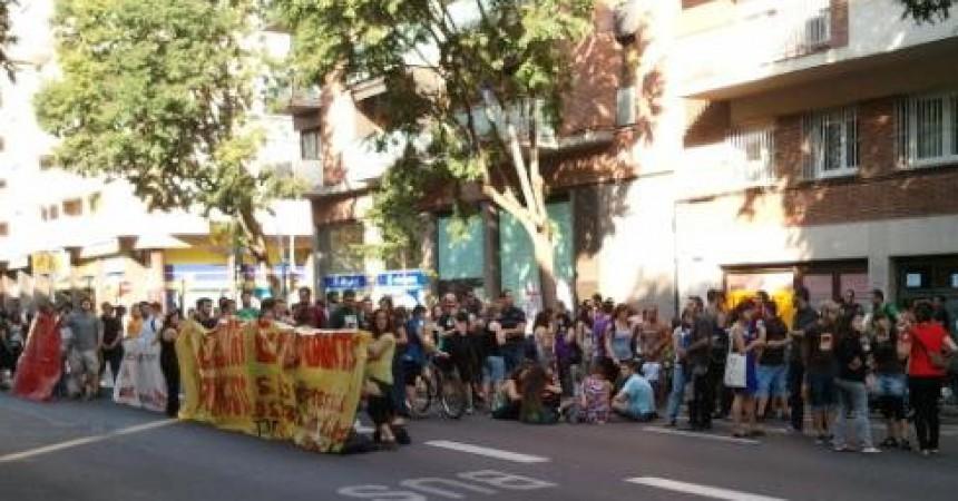 Ja són 9 les detencions a Barcelona, Reus i la Garriga de vaguistes del 29M
