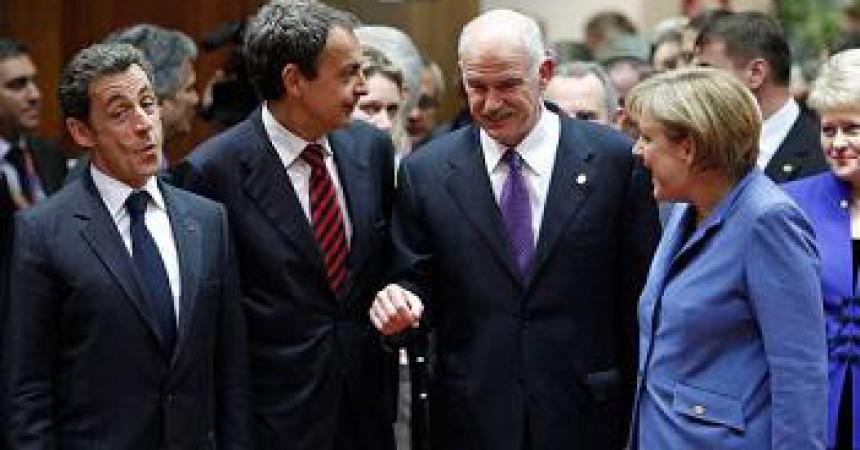 Zapatero obeeix les directius neoliberals del Capital