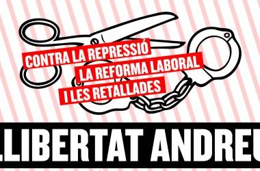 El circ judicial del cas Andreu