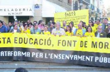 Reflexions després d'una setmana de mobilitzacions per l'educació pública