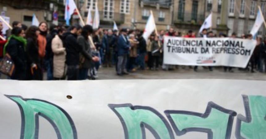 L'Estat espanyol colpeja de nou l'independentisme gallec