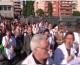 2000 persones participen en la marxa contra les retallades de la sanitat a Barcelona