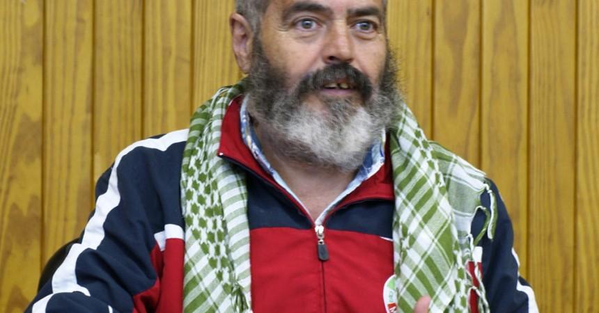 Entrevista, J.M. Sánchez Gordillo: 'hem de ser els primers en la lluita i els últims en els beneficis'