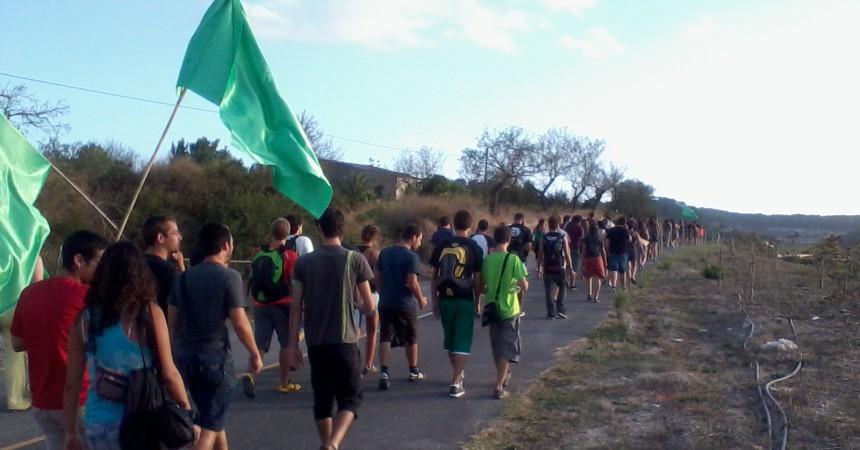 Torna la Marxa Jove pel Territori a Mallorca