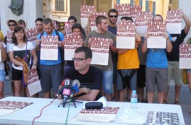 Es presenta la primera Marxa Jove pel Territori a Mallorca