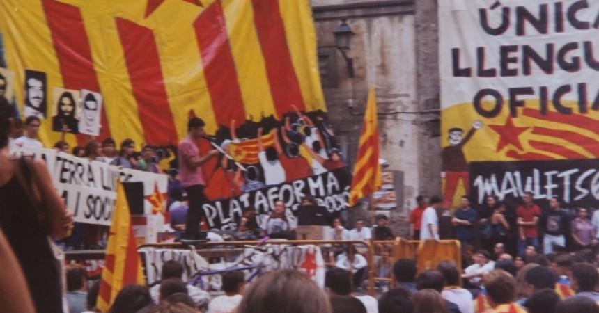 A voltes amb la història de l'esquerra independentista i la construcció de la Unitat Popular
