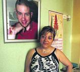 Mavi Muñoz, mare de l'antifeixista madrileny assassinat fa dos anys