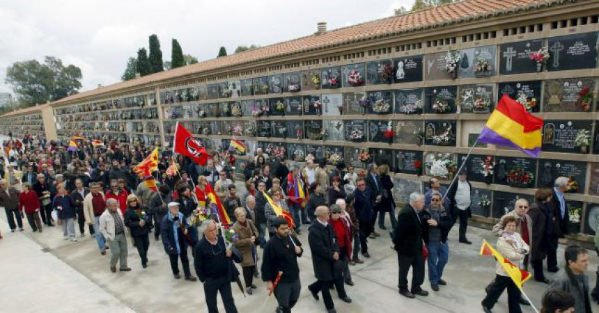 Paterna i València exigeixen justícia 70 anys després