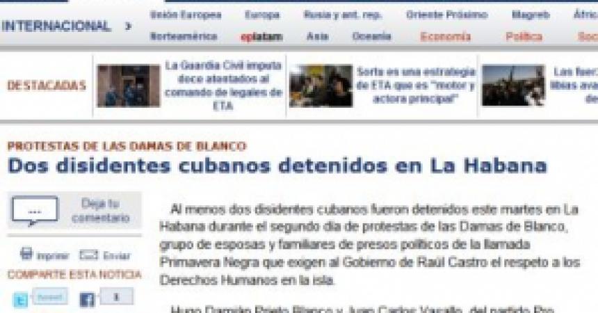 Destapen com les agències internacionals reprodueixen mentides sobre Cuba