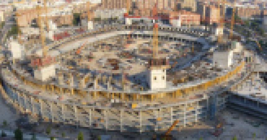 El TSJ dóna el vistiplau a la construcció del nou Mestalla