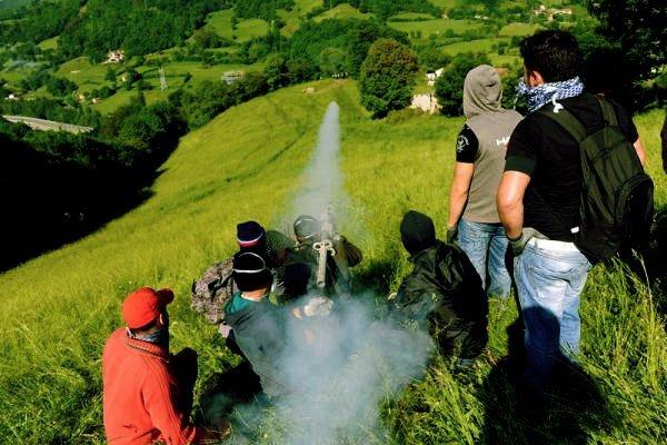 Miners en lluita  a Astúries