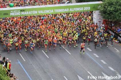 Mitja marató i marató de valència, uns grans esdeveniments de perfil baix