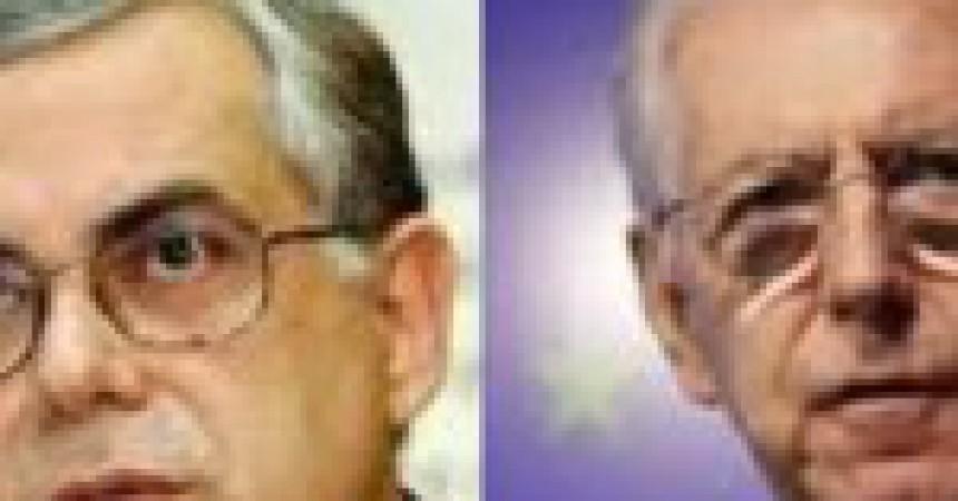 Qui són els primers ministres cuinats per Brussel·les que governen Grècia i Itàlia?