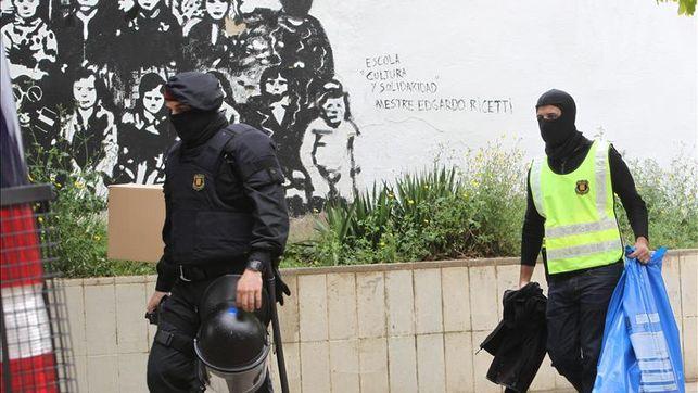 mossos-detencioanarquistes