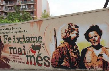 La batalla contra el feixisme es lliura -de moment- als municipis