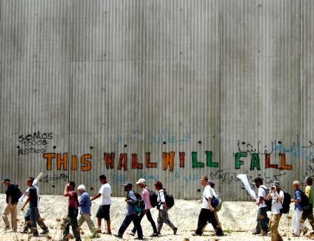 mur apartheid racista sionista