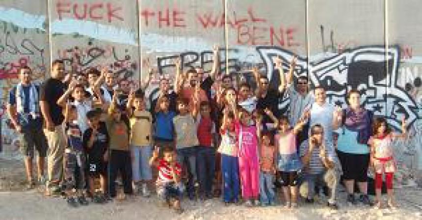 La Brigada Musical Catalana ja és a Palestina