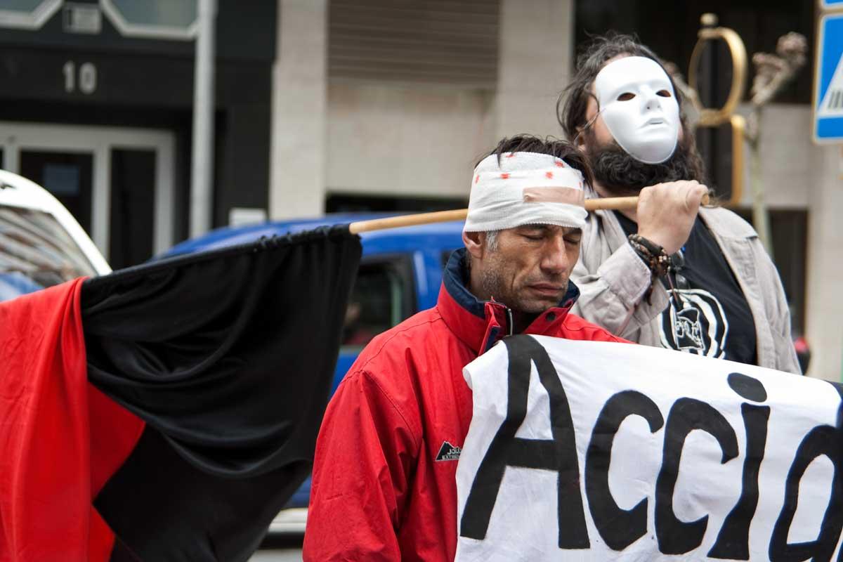 protesta contra les mútues