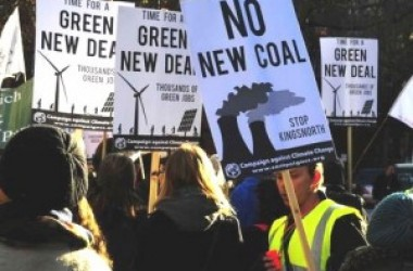 El Green New Deal, el salvavides  verd
