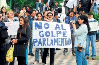 Colpisme de nou encuny a Paraguai