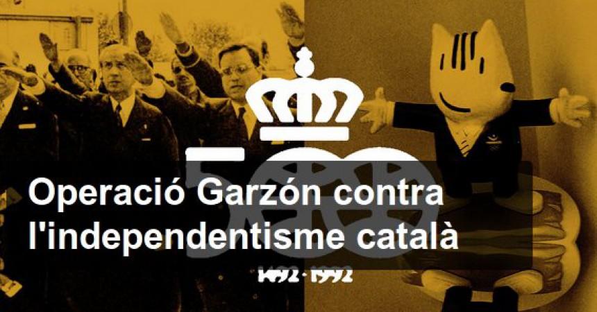 Operació Garzon, el documental. Algun però.