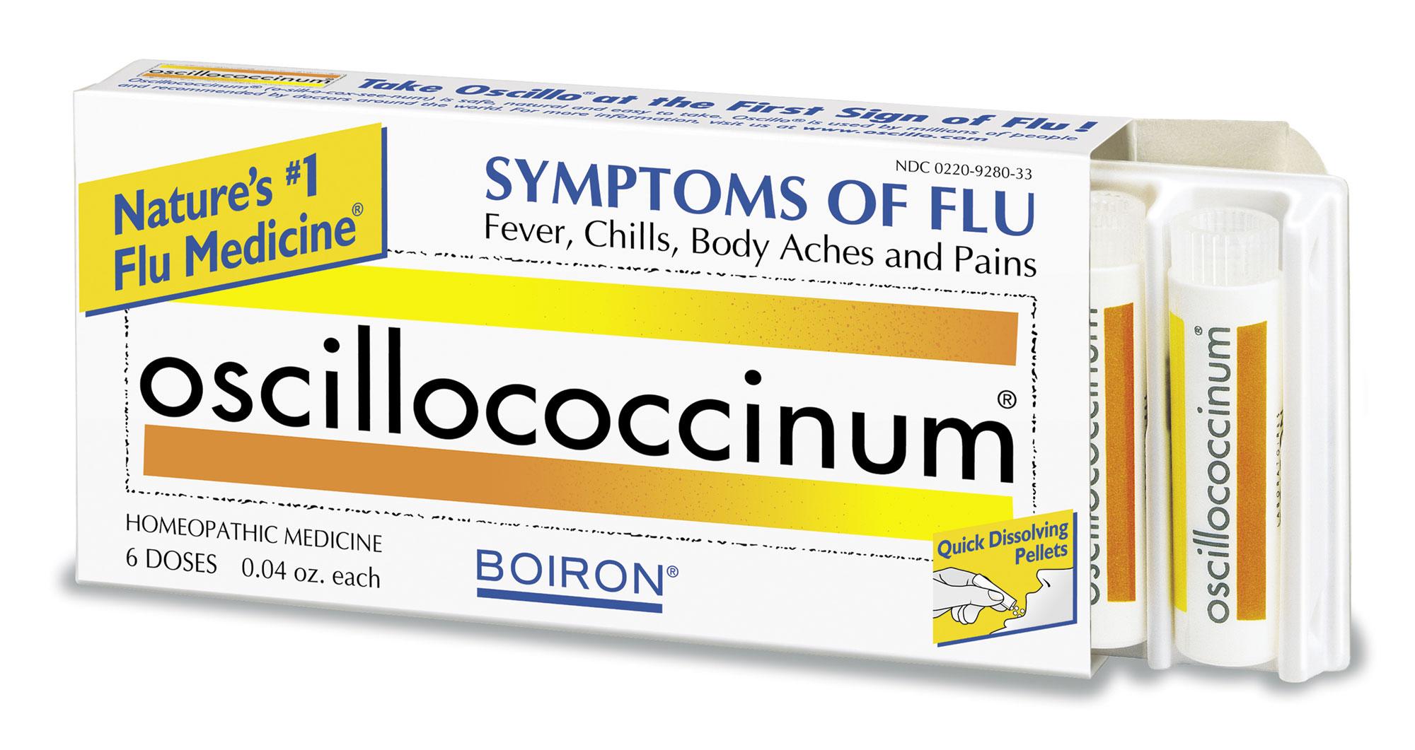 un dels placebos que es venen com a 'remei homeopàtic'