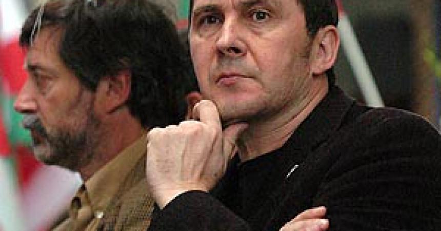 Otegi, Rafa Diez i altres destacats independentistes bascos detinguts per la policia espanyola