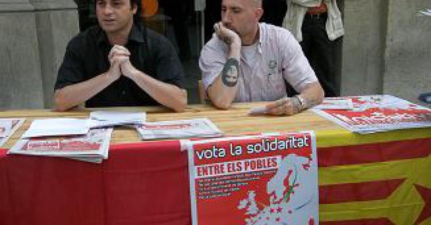 """Josep Garganté: """"Que ens puguem presentar no significa que l'Estat espanyol sigui democràtic"""""""