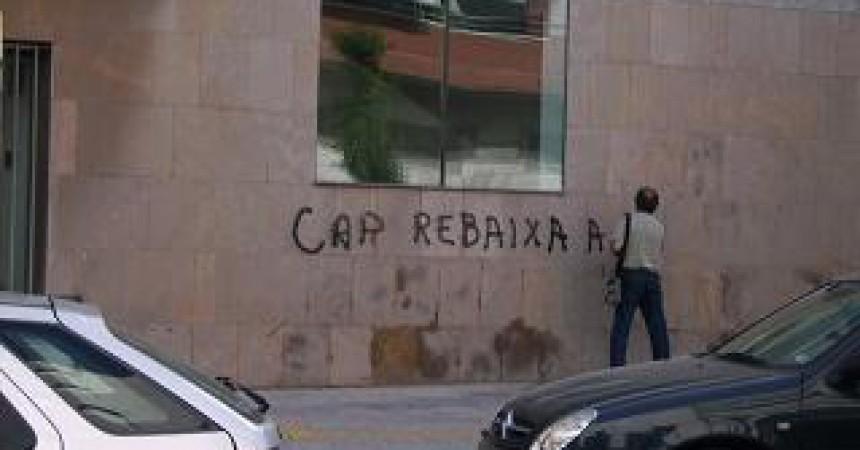 Sindicalista tarragoní sancionat administrativament en una protesta