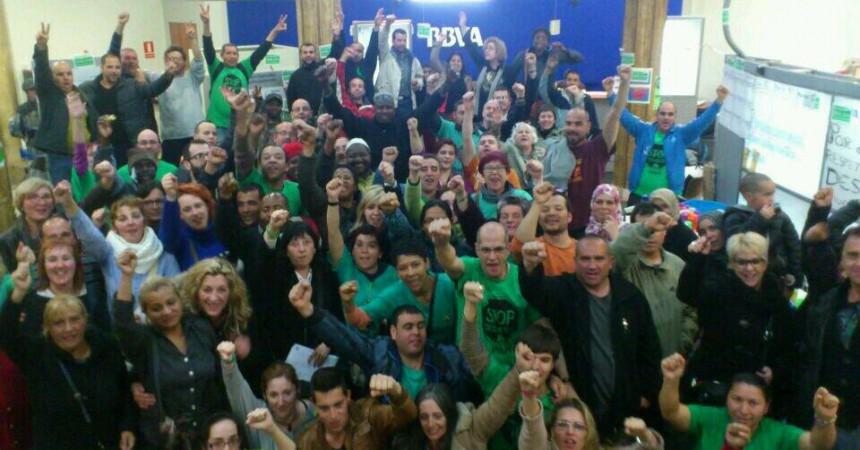 """Marta Zabala, afectada: """"El BBVA ens ha tractat com gossos"""""""