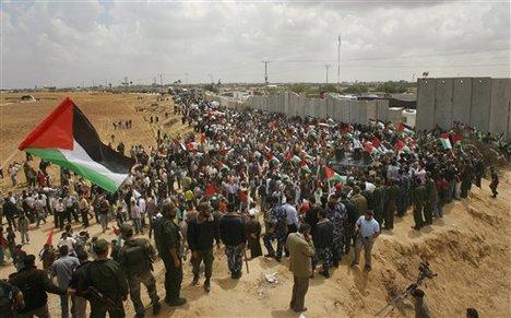 mur apartheid