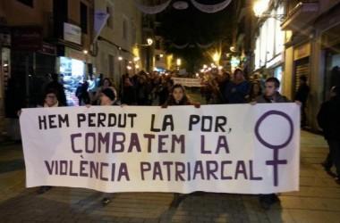 Novembre intens contra la violència de gènere