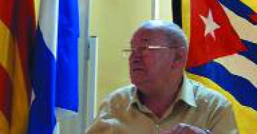 """""""La Revolució Cubana és un  exemple per tots els pobles que  lluiten per la seva llibertat"""""""