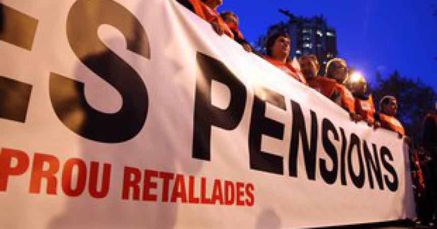 El govern espanyol aprova una nova i radical retallada de les pensions