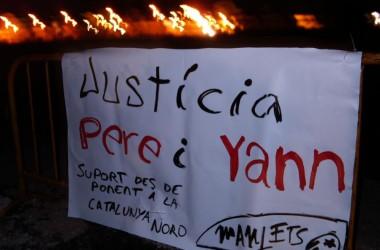 Demanen 3 i 5 mesos de presó per a Pere i Yann