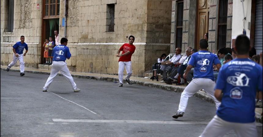 La segona edició de la champions de pilota en modalitat de llargues se celebrarà a terres valencianes