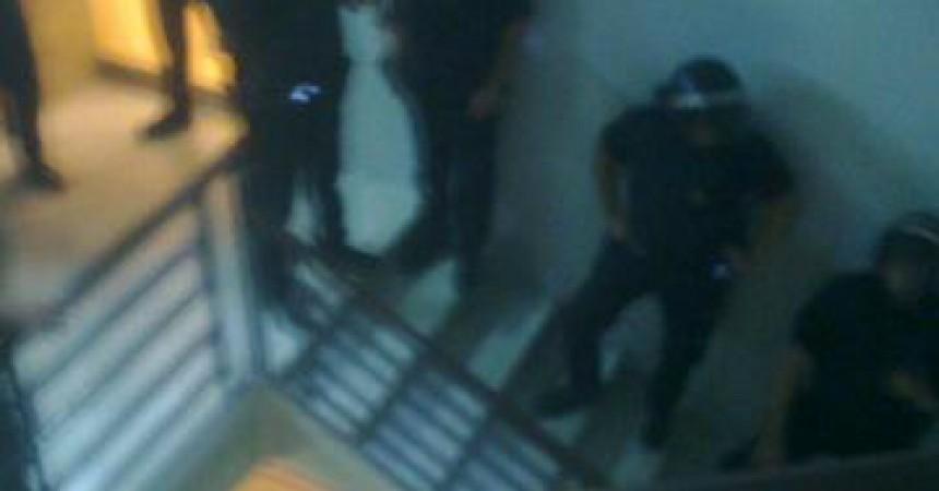 40 persones han ocupat l'edifici de Foment del Treball a Barcelona