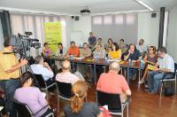 Presentació de 'Televisió sense Fronteres' a València