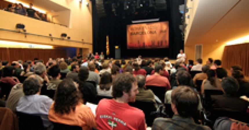 """Xavi Monge: """"Ens plantem davant la Barcelona de l'Hotel Barceló, del Fòrum i de les bufetades que ens venta el poder municipal"""""""