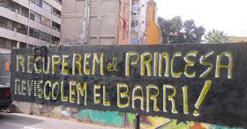 La lluita veïnal revifa a la capital del Túria