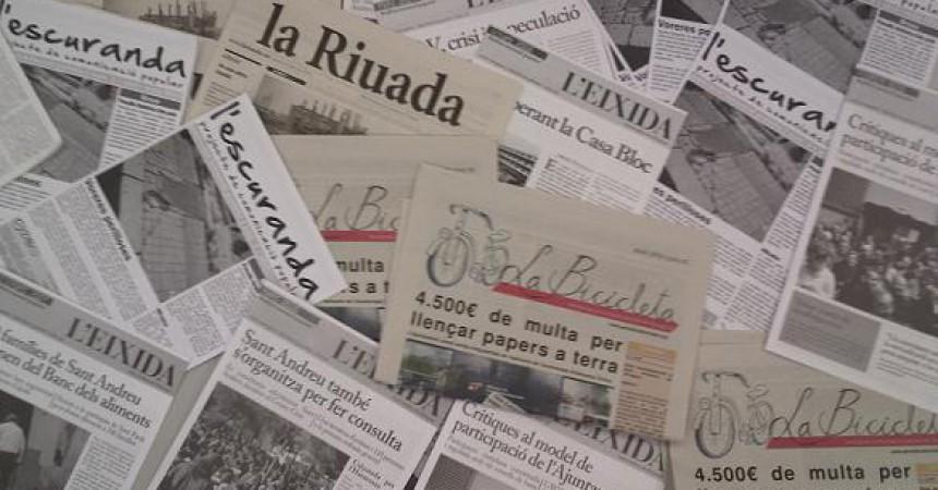 Diverses publicacions locals populars comencen a coordinar-se