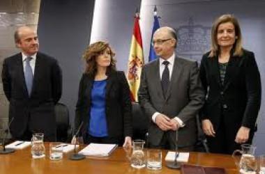 El govern espanyol anuncia retallades de 8.900 milions
