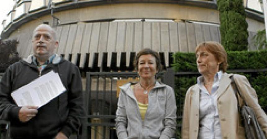 Recorren l'anul·lació d'Iniciativa Internacionalista amb poques esperances que el recurs prosperi
