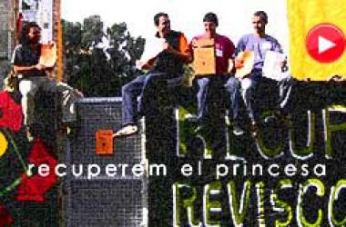 Organitzen una consulta popular a València per decidir el futur del solar del Teatre Princesa