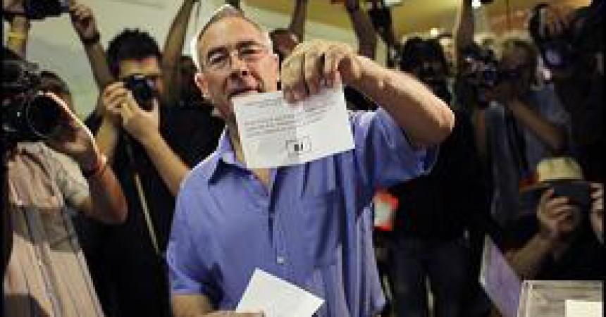 Més d'un 41% de participació en el referèndum d'Arenys de Munt