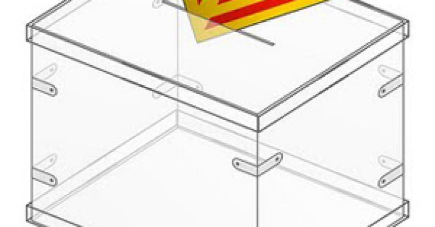 La proposta de referèndum per la independència presentada per la CUP-Berga s'aprova al Ple Municipal