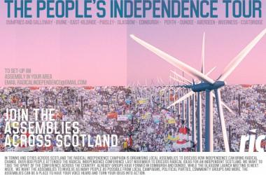 El referèndum escocès i el discurs social i econòmic